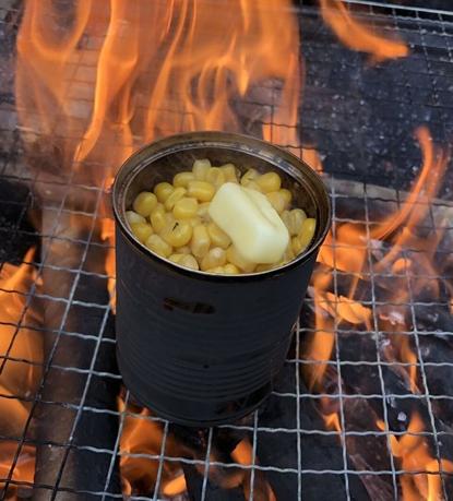 キャンプ料理で簡単つまみ